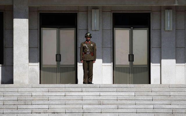 北朝鮮は挑発されれば米国に対するストライキを脅かす