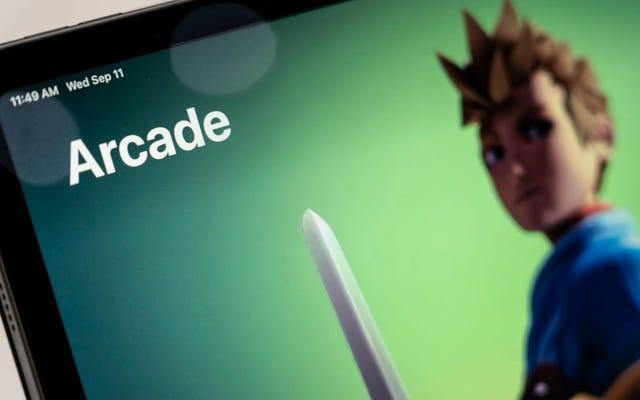 20 Game Arkade Apple yang Menghasilkan Uang