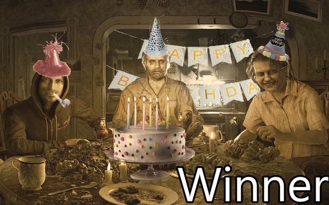 Concours Boutique: Joyeux anniversaire, gagnants!