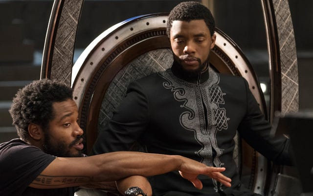ワカンダフォーエバー!Black Panther 2は、ライアン・クーグラーが書き込みと指示を行えるように保護します