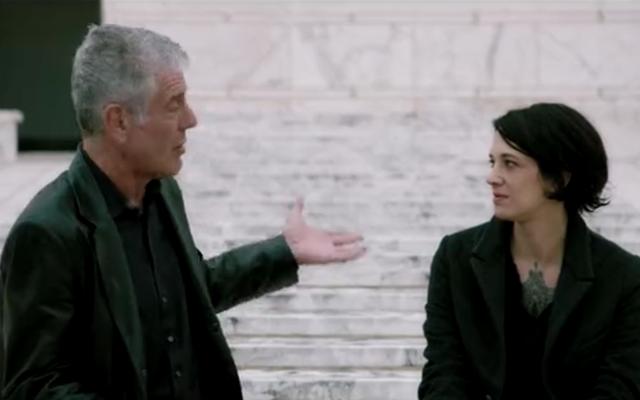 CNN, Asia Argento'nun Bilinmeyen Bölümlerini CNN Go'dan Kaldırdı
