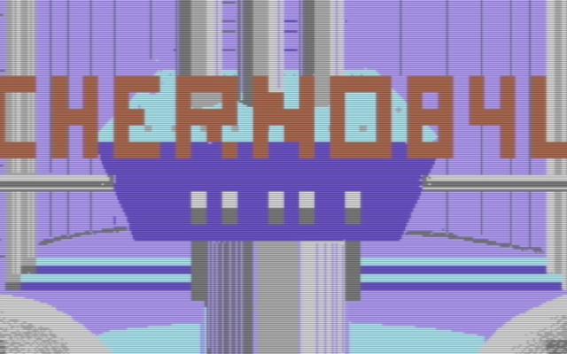 1987年のビデオゲームでは、チェルノブイリの原子炉を爆破することはほぼ不可能でした