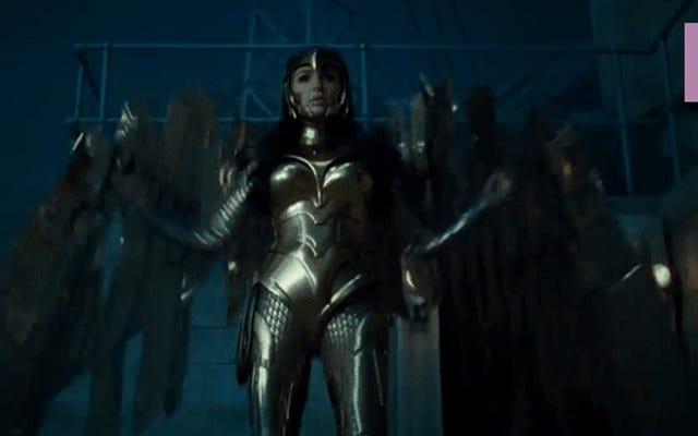 Patty Jenkins รักเกราะทองคำของ Wonder Woman ในปี 1984 ที่ถูกเก็บเป็นความลับขณะถ่ายทำ