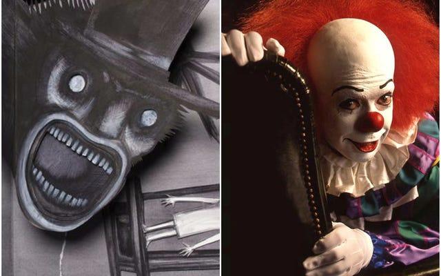 ハリウッドの新しい「それのカップル」はババドックとペニーワイズです
