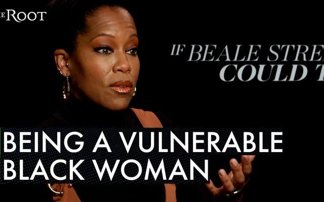 ビールストリートのレジーナキングは、脆弱な黒人女性であることの意味を分析します