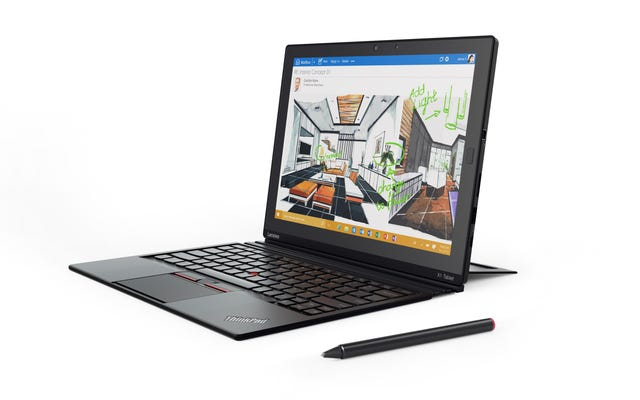 LenovoのWindowsタブレットには、あらゆるニーズに対応するモジュールがあります