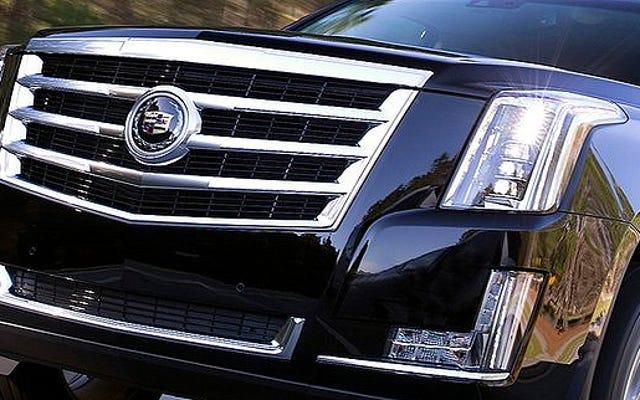 キャデラックはその超高級車を殺さない、それはトラックを作るだろう:レポート