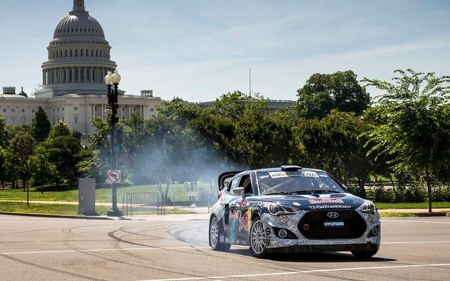 Nova série 'Americas Rallycross' não começará nas Américas (atualizado)