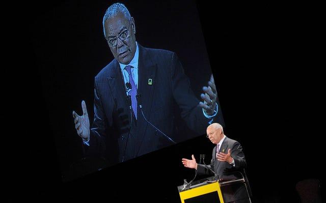 Fox News nie mógł się doczekać, aby upolitycznić śmierć Colina Powella