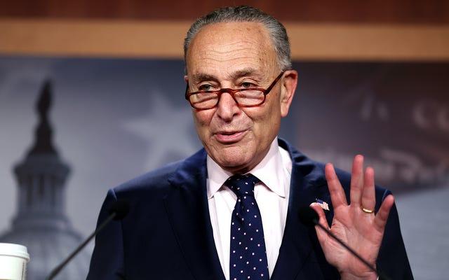 Les démocrates en ont marre d'être blâmés pour leur lâcheté sur des questions dont ils ne se soucient tout simplement pas