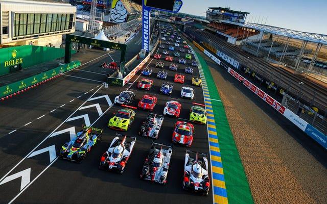 ル・マン、MotoGP、WRC、NASCAR、そして今週末のレースで起こっている他のすべてを見る方法。9月19〜20日