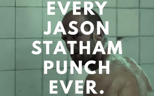 ジェイソン・ステイサムが映画で投げたすべてのパンチ
