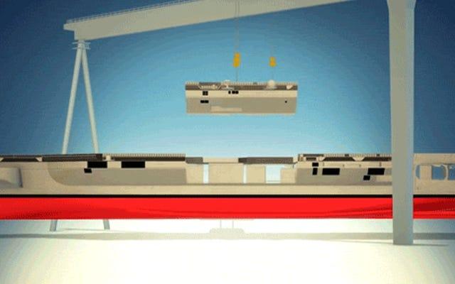 航空母艦の作り方