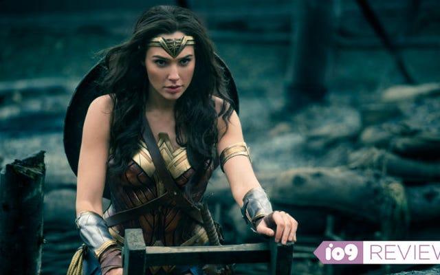 ภาพยนตร์ Wonder Woman ดีกว่าที่คุณหวังไว้
