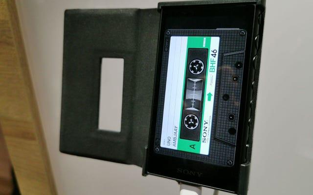 Walkman Hari Jadi ke-40 adalah pukulan nostalgia yang akan membuat Anda memikirkan kembali ide untuk membeli MP3