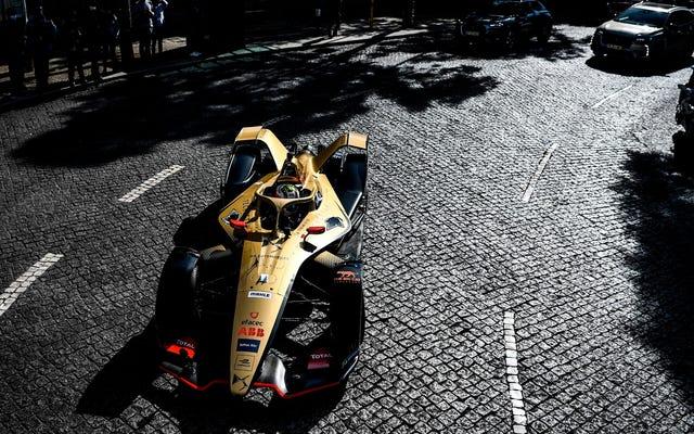 アントニオフェリックスダコスタが見事なモナコePrixを獲得