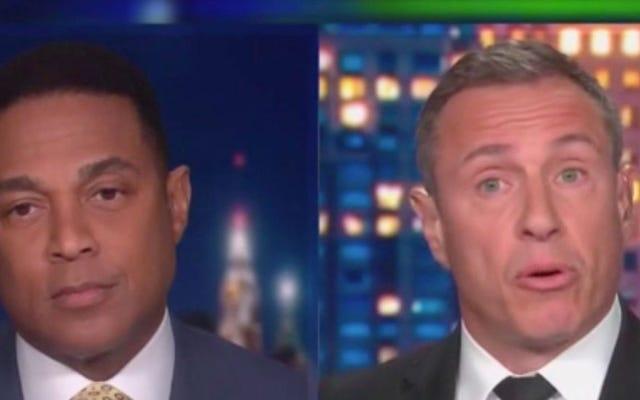 CNNがリックサントラムを歓迎した後、ドンレモンがいっぱいになるのを見てください「私たちはプリマスロックに着陸しませんでした」