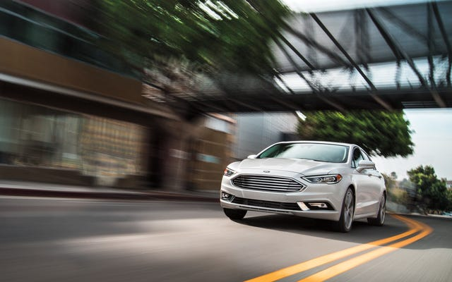 Ford zaprzecza, że następna fuzja zostanie wyprodukowana w Chinach [AKTUALIZACJA]