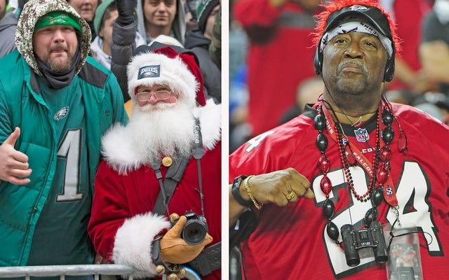Hãy quên đi 28-3 và la ó với ông già Noel, Philly & Atlanta mang đến cho chúng ta chiến thắng lớn nhất mọi thời đại [CẬP NHẬT]