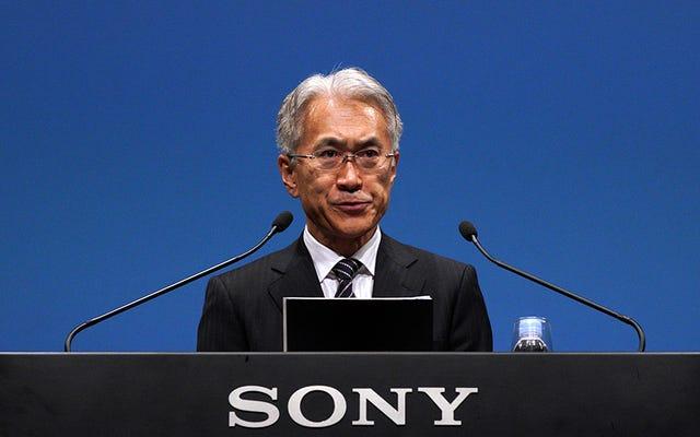 Sony, n'abandonnez pas les gadgets