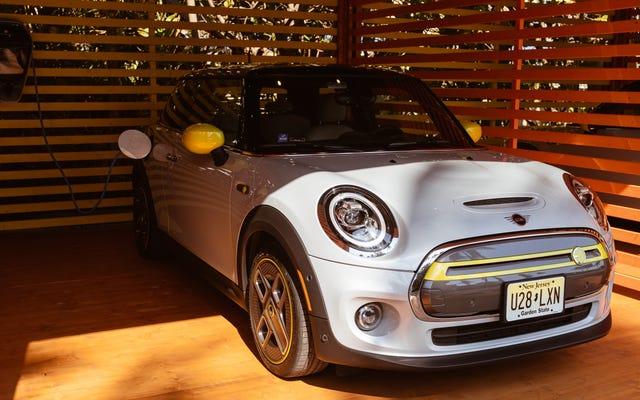 คุณอยากรู้อะไรเกี่ยวกับ Mini Cooper SE ไฟฟ้า 2020