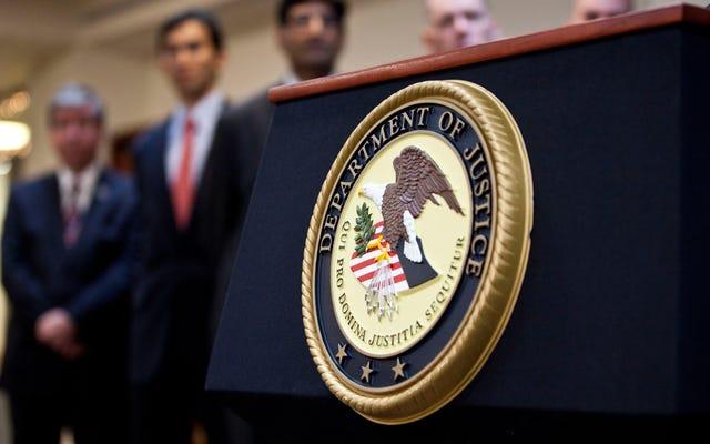 司法省は、リーク調査で記者の記録を静かに押収することはもうないと言う