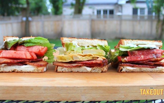 BLTに最適なトマトはどれですか?