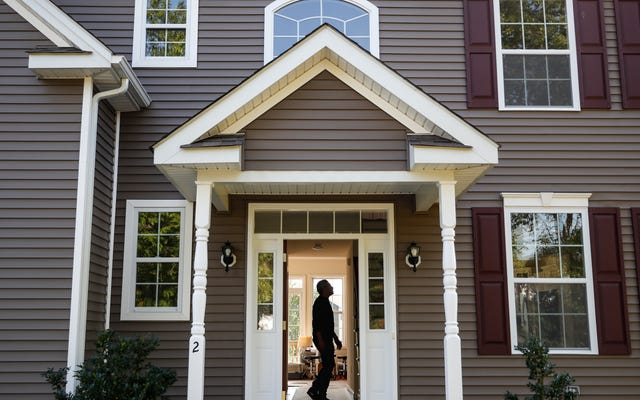 これらの新しい住宅所有者に気分を害してください
