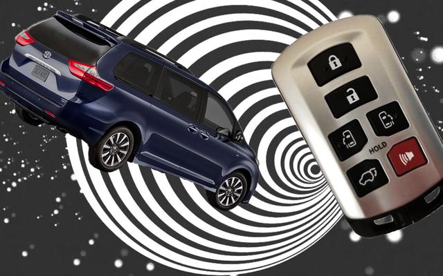 人間の自家製電子機器が近所の車のキーとガレージオープナー全体を破壊する