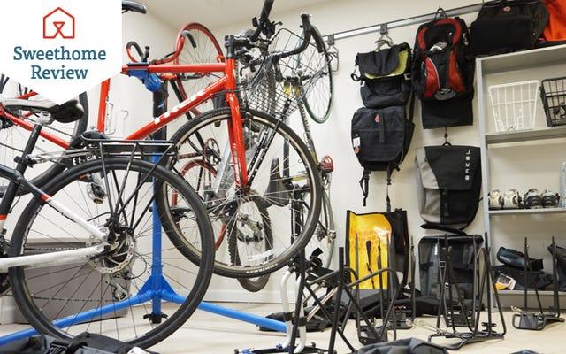 通勤に最適な自転車ラック、バスケット、パニエ