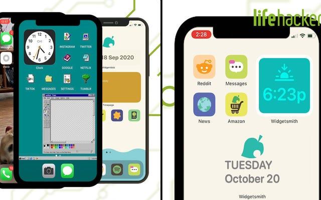 Come personalizzare la schermata principale del tuo iPhone in iOS 14