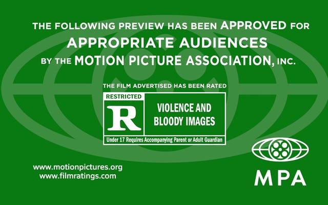 Demon Slayer Anime Film giflé avec R-Rating aux États-Unis