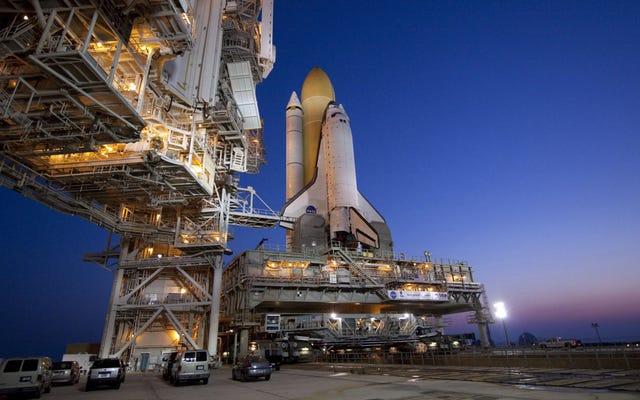 歴史的なNASA打ち上げプラットフォームは取り壊されます
