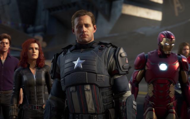 Marvel's Avengers không bán được như mong đợi, Square Enix nói