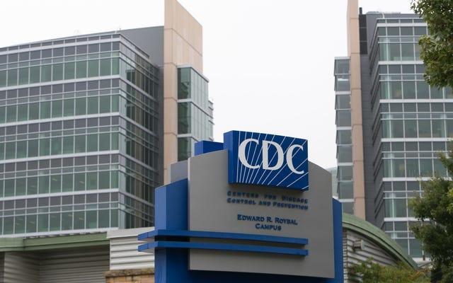 CDC核兵器のばかげたテストガイダンス、今ではすべての暴露された人々が「テストが必要」と言っています