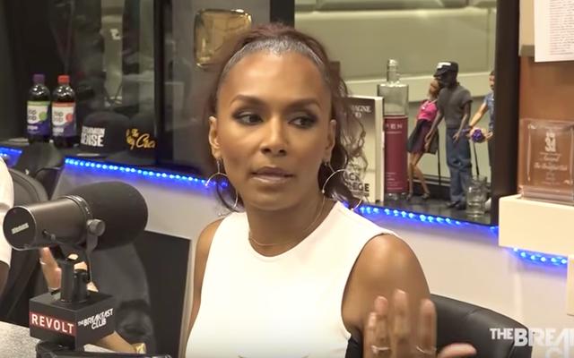 ジャネットモックは、黒人のトランスジェンダーの女性を殺すことについて、朝食クラブでリルデュヴァルの「ジョーク」に応答します