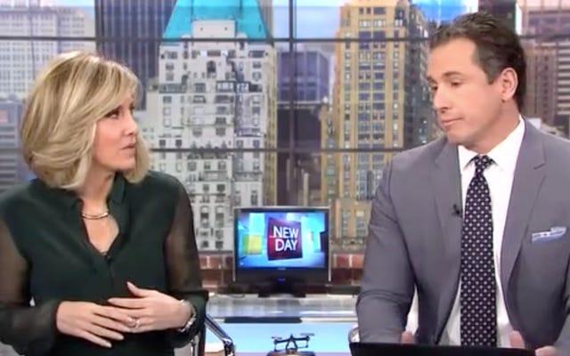 Chris Cuomo de CNN est juste dépassé par l'amour royal