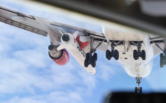 L'avion Virgin Orbit termine son vol d'essai avec une fusée attachée