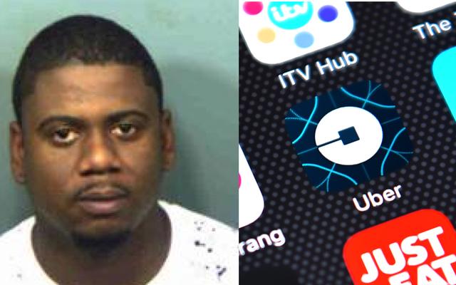 誘拐、乗客の暴行の容疑でUberドライバーが250ドルの保証金で解放された