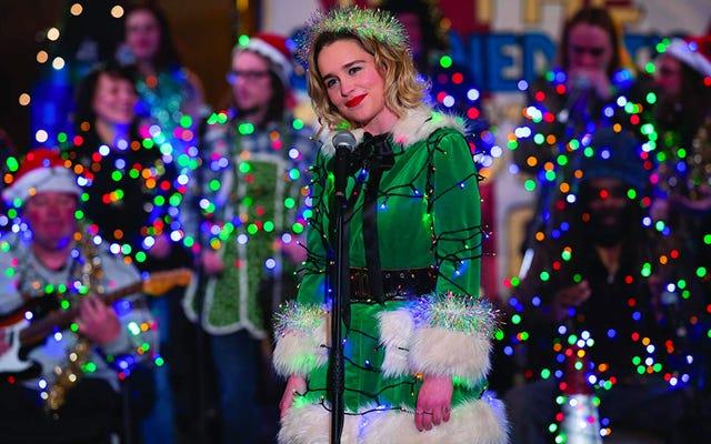 Śmieszny zwrot akcji ostatnich Świąt Bożego Narodzenia sprawia, że warto znosić ten bałagan