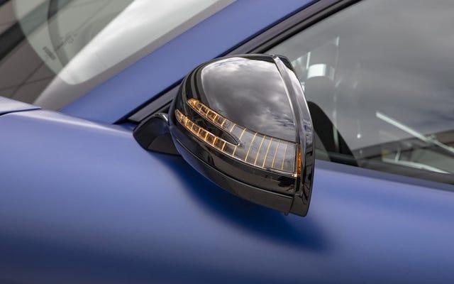 Les voitures de luxe de Manhattan continuent de se faire voler leurs miroirs latéraux coûteux pour les revendre