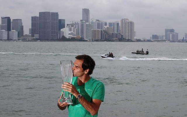 Roger Federer Tidak Bisa Dihentikan Oleh Rafael Nadal, Atau Orang Lain