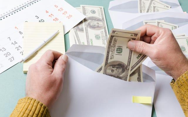 Risparmia denaro con la 52-Week Money Challenge