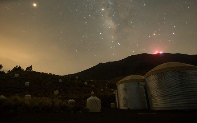 メキシコの火山の上にある貯水池が宇宙の謎を解くのにどのように役立つか