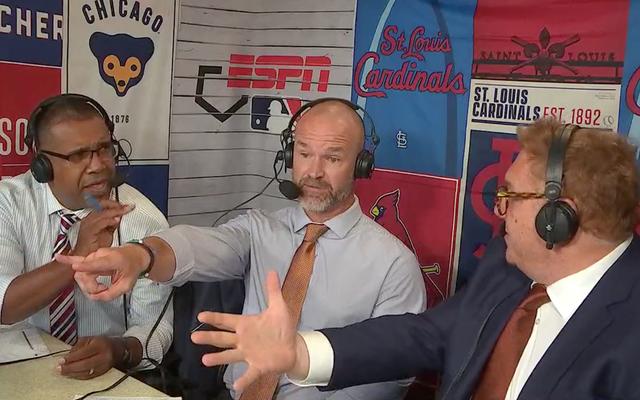La diffusion ESPN Baseball déraillée par un argument insupportable sur l'optimisation de la programmation