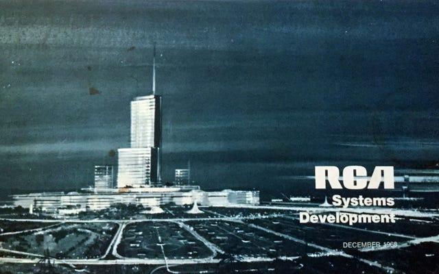 長い間失われた提案は、EPCOTのキャッシュレス都市の未来の計画を示しています