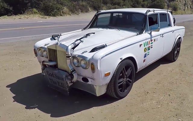 Cette Rolls-Royce Rat Rod est la suite du `` Zero Fucks Given RX7 ''