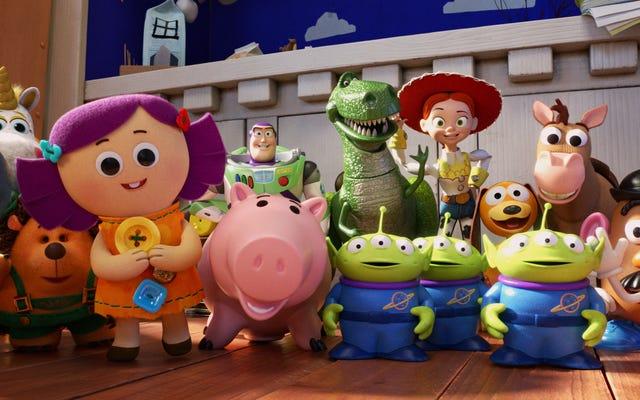 Toy Story 4 เป็นภาพยนตร์ดิสนีย์เรื่องที่ห้าในปีนี้ที่ทำรายได้ถึง 1 พันล้านเหรียญสหรัฐ