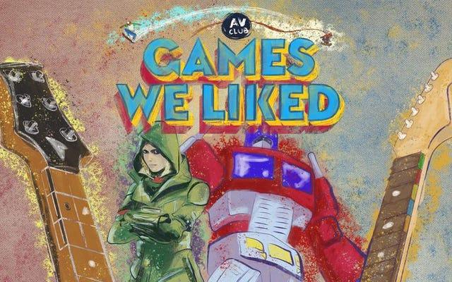 2015年の私たちのお気に入りのゲーム、パート2