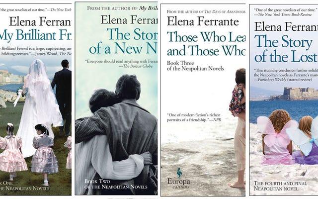 Le réalisateur italien Saverio Costanzo dirigera l'adaptation télévisée des romans napolitains d'Elena Ferrante
